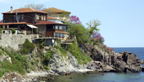 Traditional Coastal House in Bulgaria