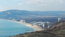 Albena Beach Resort, Bulgaria